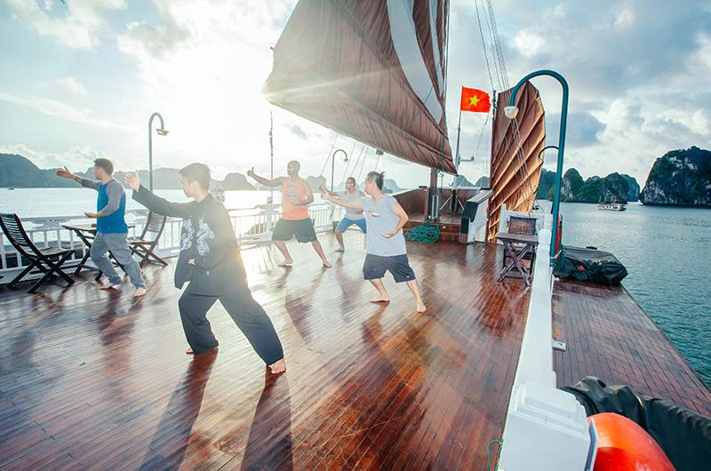 Bhaya Classic essential experience in Halong Bay