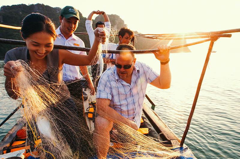 Private fishing tour with locals