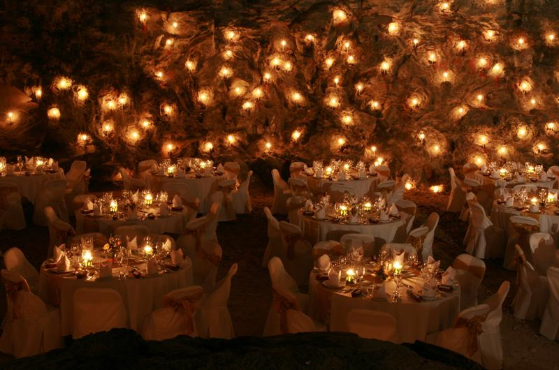 Gala Dinner in Trong Cave by Bhaya Group