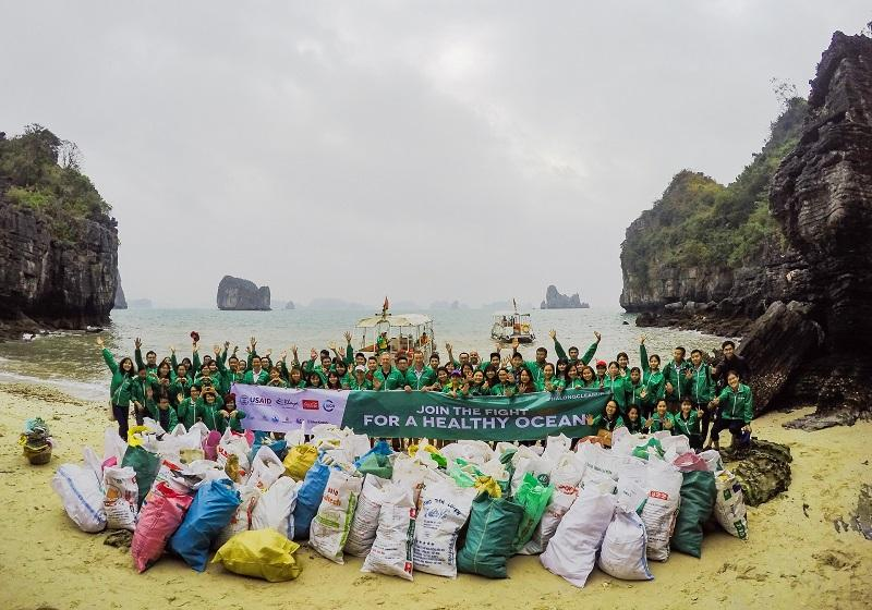 Action for a green Halong 2017